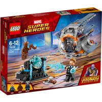 LEGO Marvel Thors Weapon Quest 76102