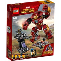 LEGO Marvel Hulkbuster Smash-Up 76104