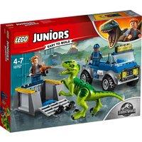 LEGO Jurassic World Raptor Rescue Truck 10757
