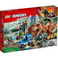 LEGO Jurassic World T-Rex Breakout 10758