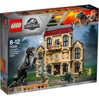 LEGO Jurassic World Indoraptor Rampage 75930