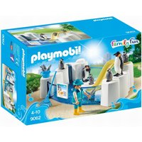 Playmobil Family Fun Penguin Enclosure 9062 - Fun Gifts