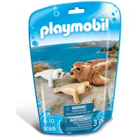 Playmobil Wildlife Seal With Pups 9069 - Wildlife Gifts