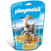 Playmobil Wildlife Pelican Family 9070