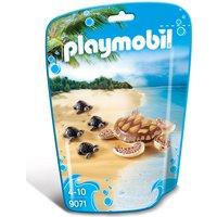 Playmobil Wildlife Sea Turtle With Babies 9071 - Sea Gifts