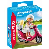 'Playmobil Special Plus Beachgoer With Scooter 9084
