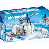 Playmobil Arctic Explorers With Polar Bears 9056
