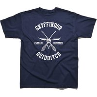 Harry Potter Quidditch T-Shirt Adult Small