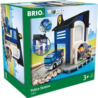 BRIO World Police Station - Police Gifts