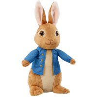 Peter Rabbit Peter Talking Soft Toy