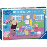 Ravensburger Peppa Pig Classroom Puzzle