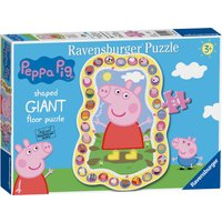 Ravensburger Peppa Pig 24 Piece Giant Floor Puzzle