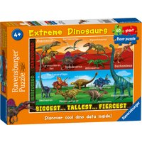 Ravensburger Extreme Dinosaurs Floor Puzzle - Extreme Gifts