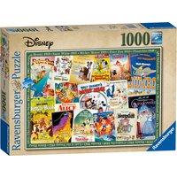 Ravensburger Disney Film Poster 100 Piece Puzzle - Ravensburger Gifts