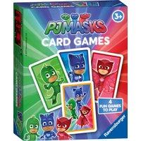 Ravensburger PJ Masks Card Game - Ravensburger Gifts