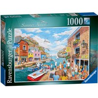 Ravensburger Summer Haven 1000 Piece Puzzle - Summer Gifts