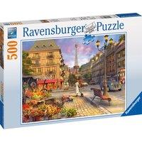 Ravensburger An Evening Walk 500 Piece Puzzle - Ravensburger Gifts