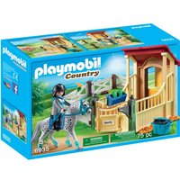 Playmobil Country Horse Stable With Appaloosa 6935 - Country Gifts