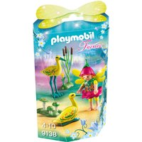 Playmobil Collectable Fairy Girl With Storks 9138