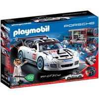 Playmobil Porsche 911 GT3 Cup With Command Station 9225