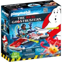 Playmobil Ghostbusters Zeddemore With Aqua Scooter 9387 - Scooter Gifts