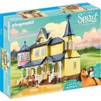 Playmobil Dreamworks Spirit Luckys Happy Home 9475
