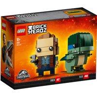 LEGO Jurassic World Owen & Blue 41614