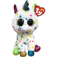 TY Harmonie Spotty Unicorn Beanie Boo - Spotty Gifts