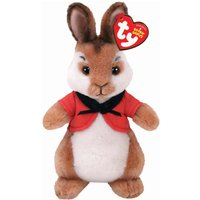 TY Peter Rabbit Flopsy Small Beanie Baby