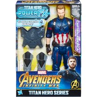Marvel Avengers Infinity War Power FX Captain America