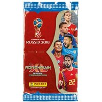 FIFA World Cup Russia 2018 XL Trading Card Game Pack - World Cup Gifts