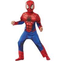 Deluxe Spider-Man Suit 7-8 years