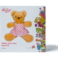 Hamleys Make Your Own Teddy Bear Set