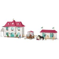Schleich Large Horse Stable & House Kit - Schleich Gifts