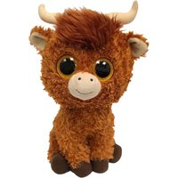 TY Angus Highland Cow Boo Buddy - Cow Gifts