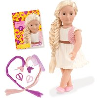 Our Generation Phoebe Doll- From Hair To There