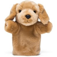 Hamleys Honey Golden Labrador Hand Puppet