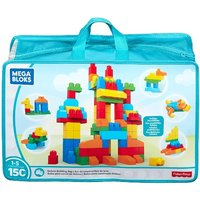 Mega Bloks First Builders Deluxe Building Bag - Building Gifts