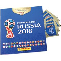 FIFA World Cup Russia 2018 Sticker Collection Starter Pack - World Cup Gifts