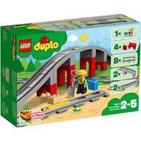 LEGO DUPLO Train Bridge and Tracks 10872 - Duplo Gifts