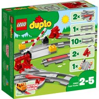 LEGO DUPLO Train Tracks 10882 - Duplo Gifts
