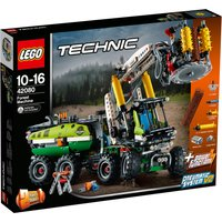 LEGO Technic 2-in-1 Forest Machine 42080