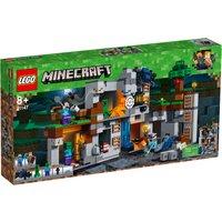 LEGO Minecraft Bedrock Adventures 21147