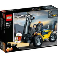 LEGO Technic 2-in-1 Heavy Duty Forklift 42079