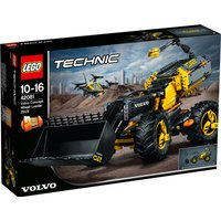 LEGO Technic 2-in-1 Volvo Concept Wheel Loader ZEUX 42081