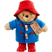 Paddington Bear Classic Soft Toy with Boots - Boots Gifts