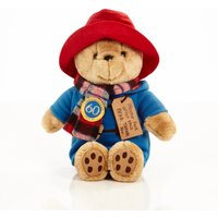 Paddington Bear Large Cuddly Soft Toy with Scarf