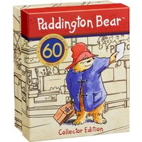Paddington Bear 60th Anniversary Soft Toy with Gift Box