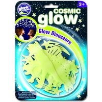 Cosmic Glow Dinosaur Stickers