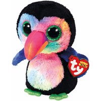 TY Beaks Toucan Boo Buddy - Soft Toys Gifts
